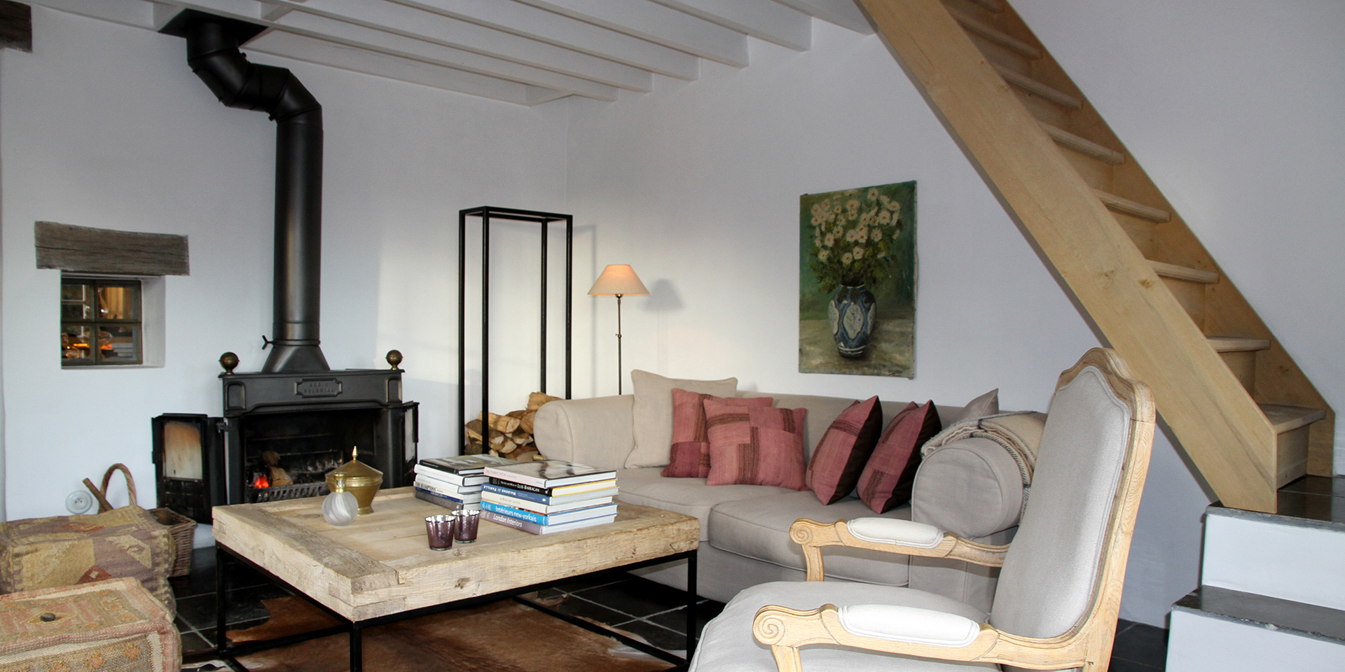 Indeling - Le cottage d'Ollomont