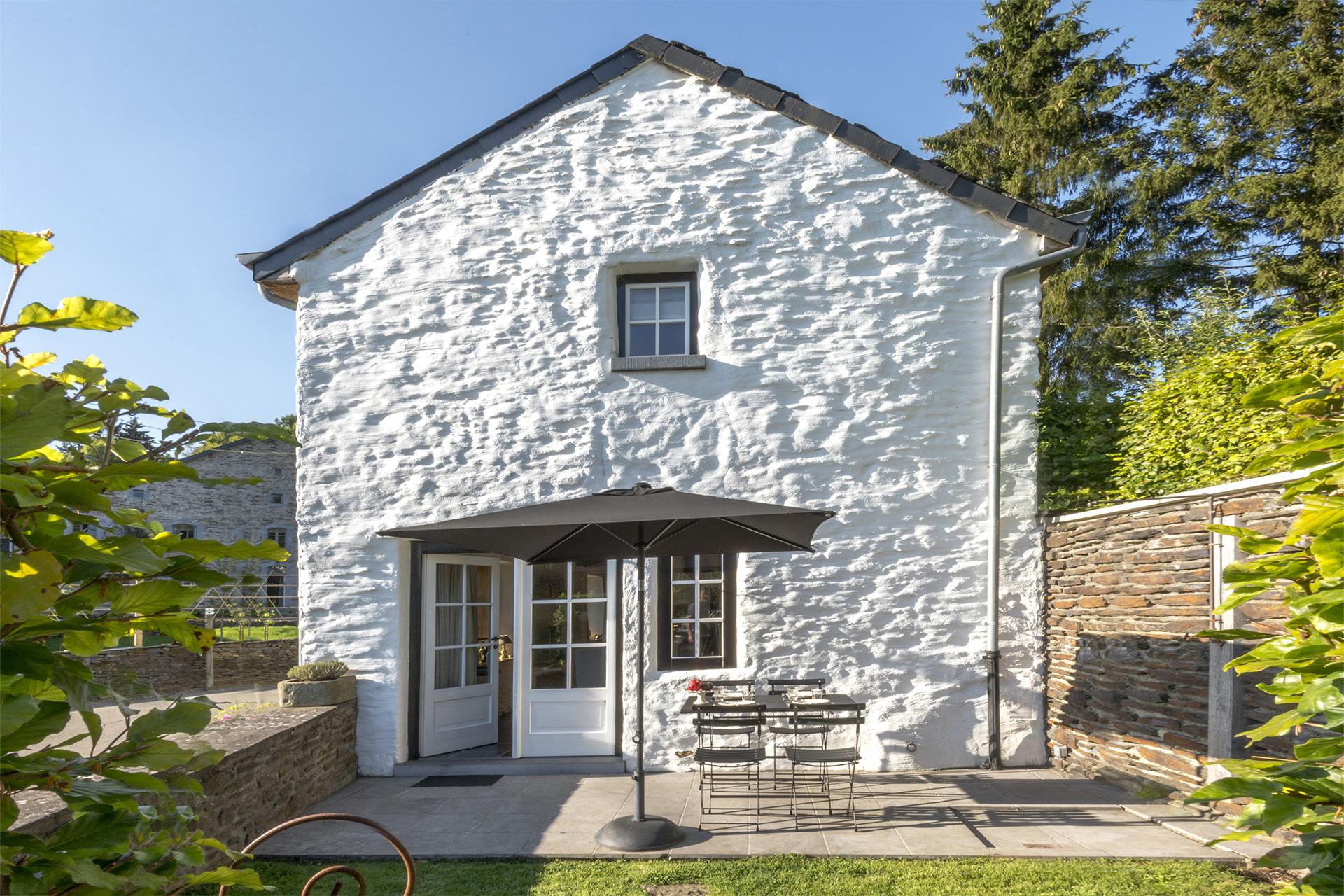 Terras - Le cottage d'Ollomont