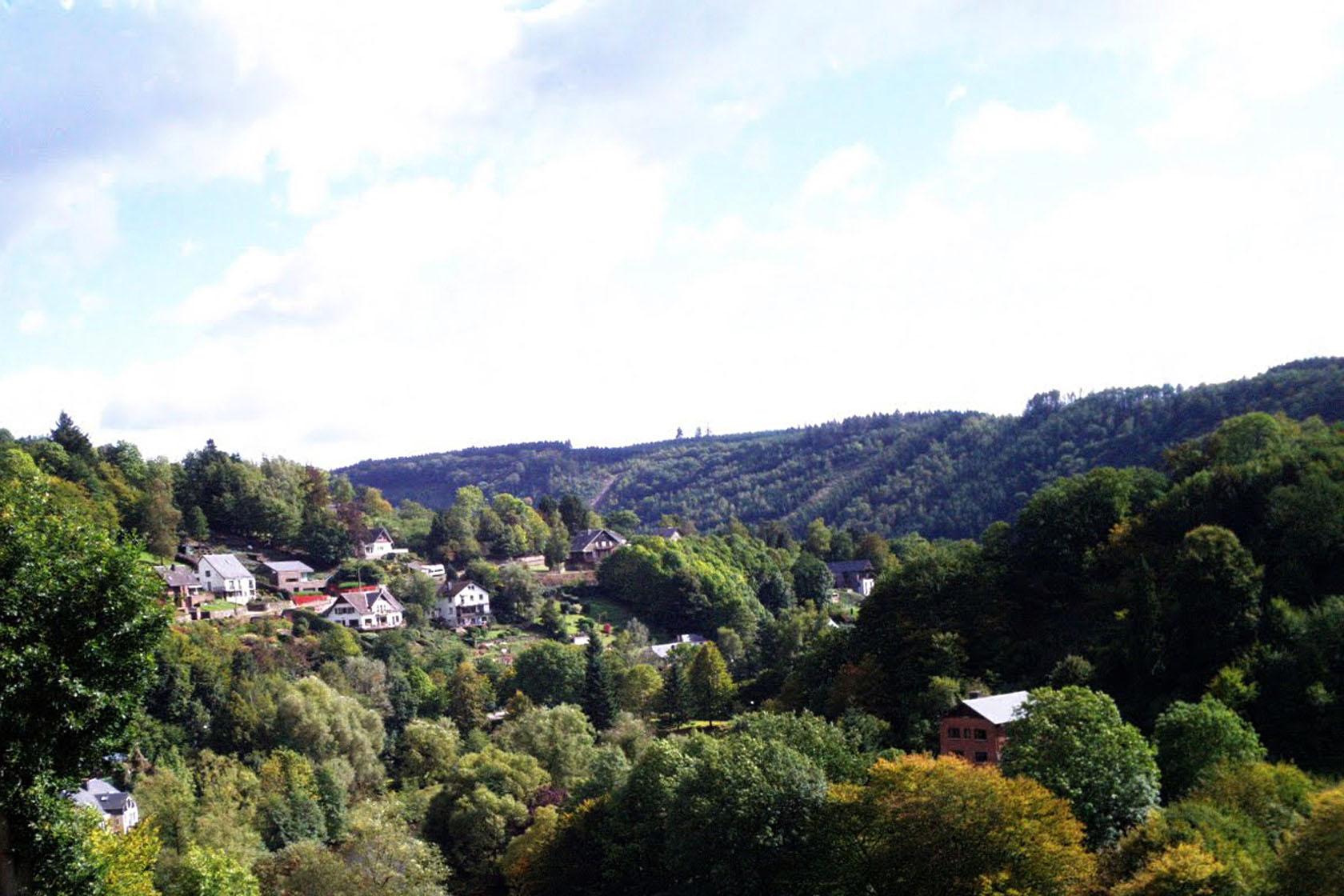 Omgeving - Le cottage d'Ollomont